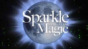sparkle magic illuminator laser lights youtube