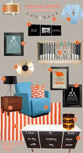 Orange Nursery Decor by 88 Best Nursery Images On Pinterest Baby Room Nursery Ideas And