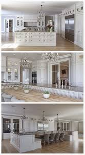Interior Design Of A Kitchen Best 25 Luxury Kitchen Design Ideas On Pinterest Dream Kitchens