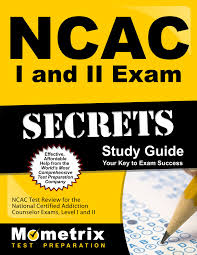 ncac i and ii exam secrets study guide ncac test review for the