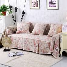 Printed Sofa Slipcovers Online Get Cheap Cotton Sofa Slipcovers Aliexpress Com Alibaba