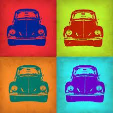 old volkswagen drawing vw beetle paintings fine art america