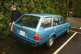 1982 Corolla Wagon Old Parked Cars I Think This Makes Eleven Ben U0027s 1980 Toyota