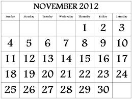 the 25 best november 2012 calendar ideas on november