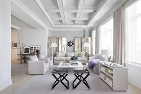 Luxury Livingrooms Luxury Living Room With Modern Floor Lamps In New York City