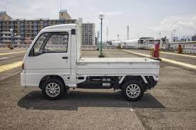 kei truck 1992 subaru sambar truck 5mt 4wd u2013 amagasaki motor co ltd
