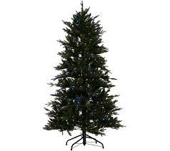 santa u0027s best 7 5 u0027 grand fraser fir tree w ez power u0026 8 light