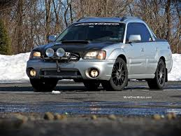 2005 subaru legacy custom the subaru baja from hell reviewed mind over motor