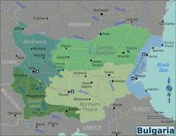 Map Of Bulgaria Map Bulgaria 2 608 X 2 000 Pixel 1 34 Mb Creative Commons