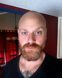 awesome 20 reasons to be bald with beard find your cool look