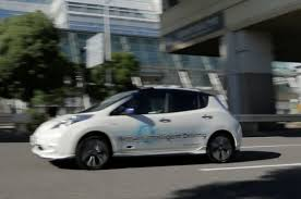 nissan leaf journey planner opinion the life saving nissan that drives itself autocar