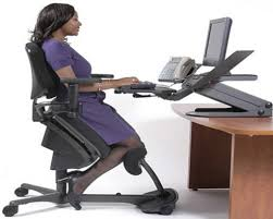 Computer Desk Posture Posture Office Chairs Home Interior Furniture