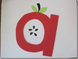 letter a for apple confessions of a homeschooler