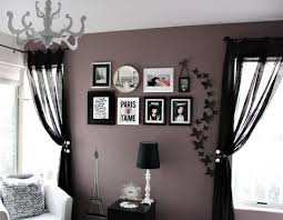 Colors That Go With Black And White by Lavender Accent Wall Purple Bedroom Grey Color Name Light Paint