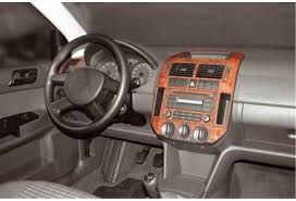 polo volkswagen interior volkswagen polo 9n3 03 05 08 09 interior dashboard trim kit