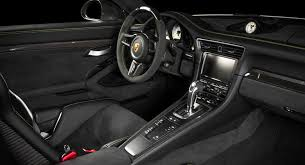 porsche 911 inside neidfaktor trims the porsche 911 gt3 rs inside and out