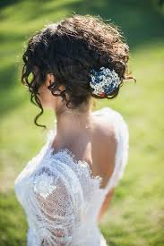 hair wedding updo 33 modern curly hairstyles that will slay on your wedding day a