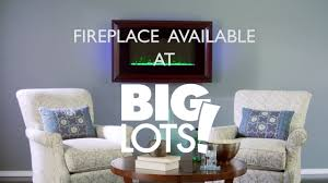 biglots wall mounted fireplace commercial on vimeo