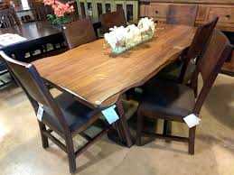international furniture direct dining room parota live edge table