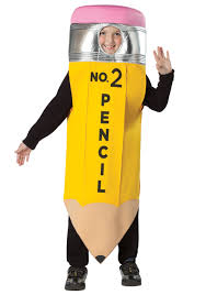childrens 2 pencil costume funny kids costumes