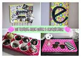 diy room decor organization ideas for recycling how to
