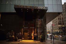 Science The New York Times Trump Organization Will Exit From Its Struggling Soho Hotel In New