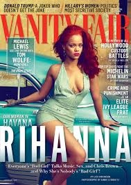 Vanity Fair Essay Rihanna In Cuba The Cover Story Vanity Fair