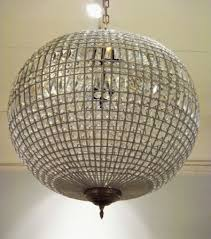 Moroccan Crystal Chandelier Crystal Globe Chandelier Decorative Lighting And Furniture