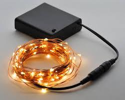 Led Wire String Lights by Astrum10 10m Led Decorative Starry String Lights Teknub