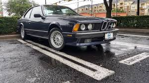 litmus test double take 1988 bmw m5 and m6 german cars for sale