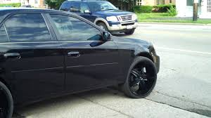 2006 cadillac cts rims for sale cadillac cts on 24 s drive away