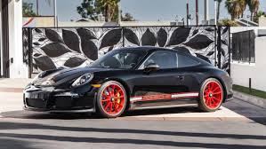 porsche 911 r interior used porsche 911 r has driven just 140 miles could be yours