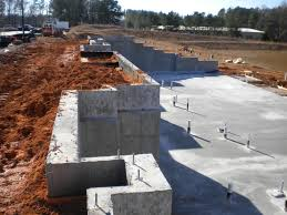 slab vs crawl space foundation raleigh concrete stem wall slabs ocmulgee concrete services