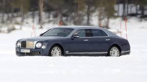 bentley mulsanne coupe bentley mulsanne lwb spied for the first time