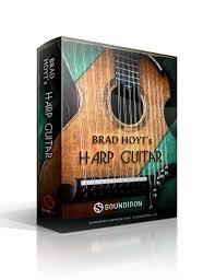 tutorial virtual guitar soundiron harp guitar 30 string guitar sle library for kontakt