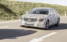 2018 mercedes benz s class will automatically brake for bends and