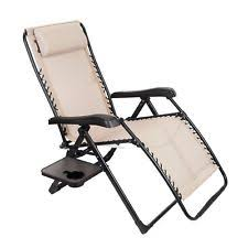 Xl Gravity Free Recliner 1 Timber Ridge Zero Gravity Chair With Side Table Ebay