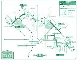 Green Line Metro Map by Bus Schedules Maryland Transit Administration