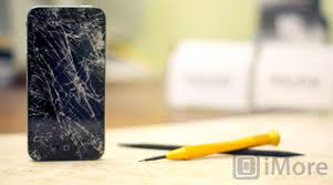 how to replace a cracked screen on an iphone 4s imore