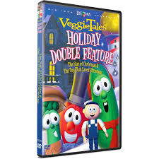 the they saved christmas dvd veggie tales feature the that saved christmas