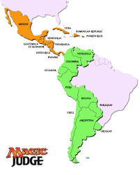 Blank Latin America Map by Latin American Playing Cards The World Of Playing Cards 25 Best