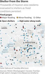 Transtar Map Harvey Makes Landfall In Louisiana As Waters Keep Rising In Texas