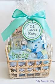 Baby Baskets Diy New Baby Gift Baskets