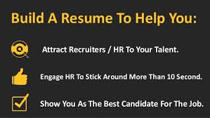 How To Build A Resume Resume Branding