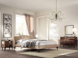 Modern Bedroom Chandeliers Modern Traditional Bedroom In Pale Colors And Wonderful Chandelier