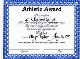sle certificate of recognition template sports certificate templates simple p l statement gift card