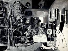 picasso black and white u0027 at the guggenheim museum the new york times