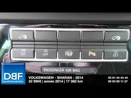 siege sharan occasion annonce occasion volkswagen sharan 2 0 tdi 140 fap bluemotion