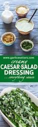 creamy caesar salad dressing everything sauce recipe garlic matters