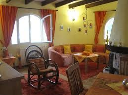 Wohnzimmerm El Calpe Villa Nuestro Sueno Fewo Direkt